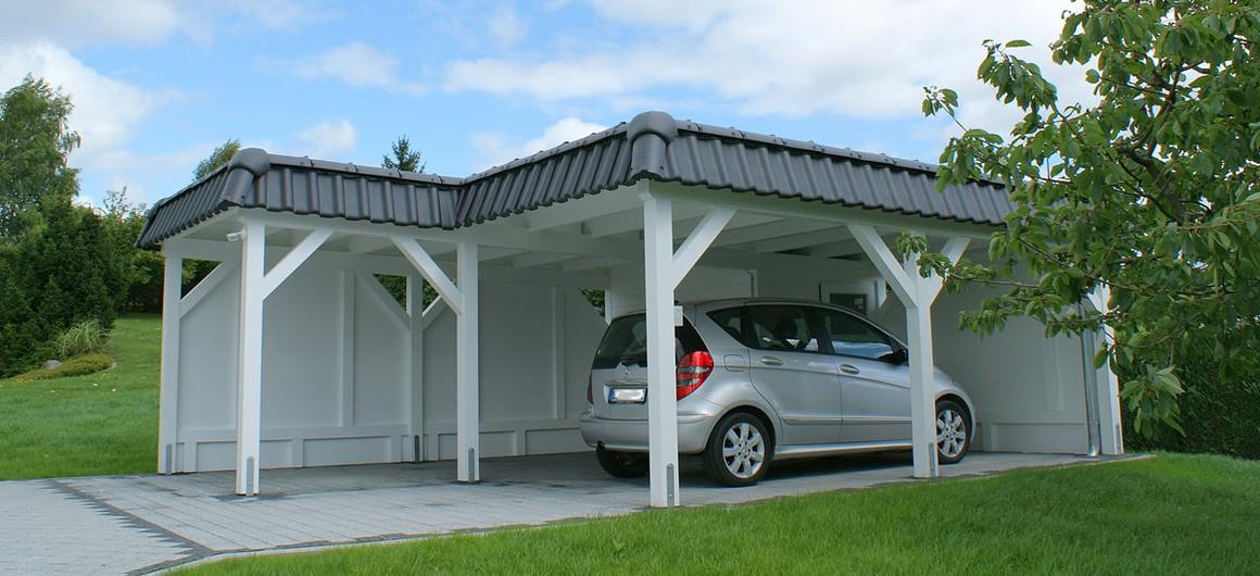 carports individuell und hochwertig von carportdesign24. Black Bedroom Furniture Sets. Home Design Ideas