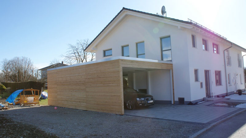 carport mit dachterrasse die neueste innovation der innenarchitektur und m bel. Black Bedroom Furniture Sets. Home Design Ideas